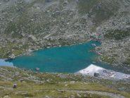 Il lago chiaretto e il suo splendido colore