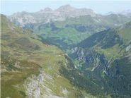 panorama sulla Brunnital e lo Schaechentaler Windgallen