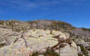 Monte Camino e le cinque croci.