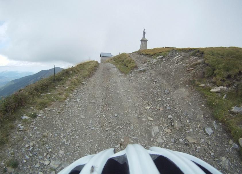 Frontè (Monte) dalla Colla San Bernardo, giro per il Passo Tanarello e Garezzo 2011-09-06