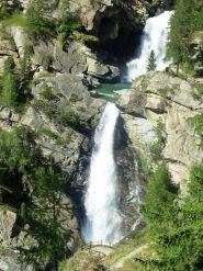 cascate di lillaz dal sentiero 12