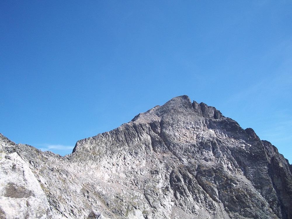 Claus (Testa del) Via Normale dalle Terme di Valdieri per la Bassa della Lausa 2011-09-08
