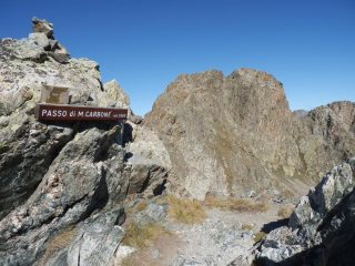 Vista dal Passo di Monte Carbonè