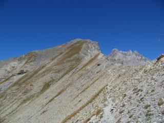 traverso e cresta del Viraysse
