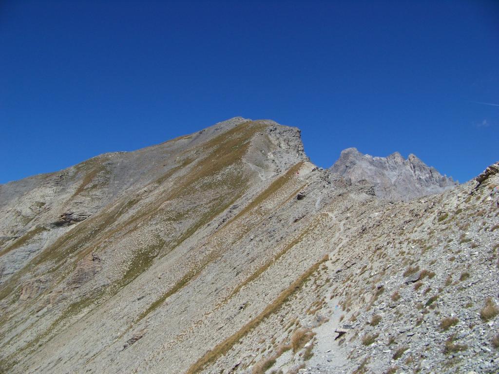 Viraysse (Monte) o Cime de la Coste du Col da Saretto, anello per il Colle delle Munie e Col Sautron 2011-09-10