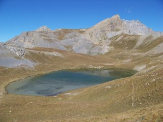 il bellissimo lago Reculaye