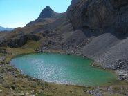 il 1° lago del colle rochille