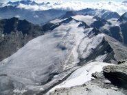 ghiacciaio di Glaretta