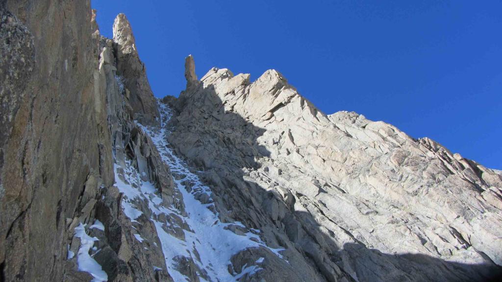 Tacul (Mont Blanc du) Pilier Gervasutti 2011-09-11