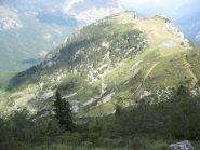 discesa verso la valle Pesio