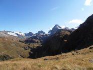12 - fondo della Val di Rhemes visto dal bivacco della Forestale