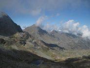 Panoramica dalla quota 2762 m