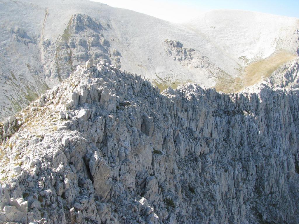 Murelle (Cima delle) per il Bivacco Fusco ed il Monte Focalone dalla Maielletta 2011-09-15