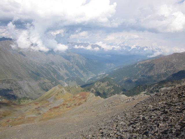 panorama verso Prali