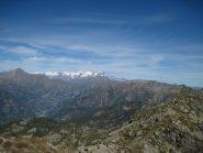Panorama fino al Monterosa