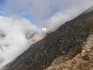02 - quasi attivati al passo Clopacà, vista sul Col d'Ambin con il Bivacco Blais