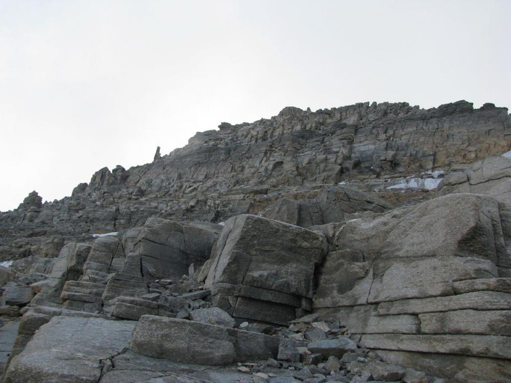 La Cuccagna versante nord