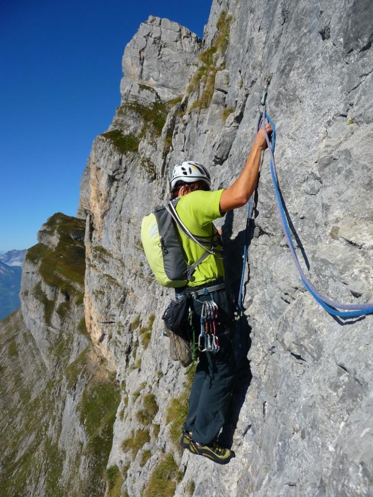 Zuestoll, 2235 m Baustop 2011-09-27