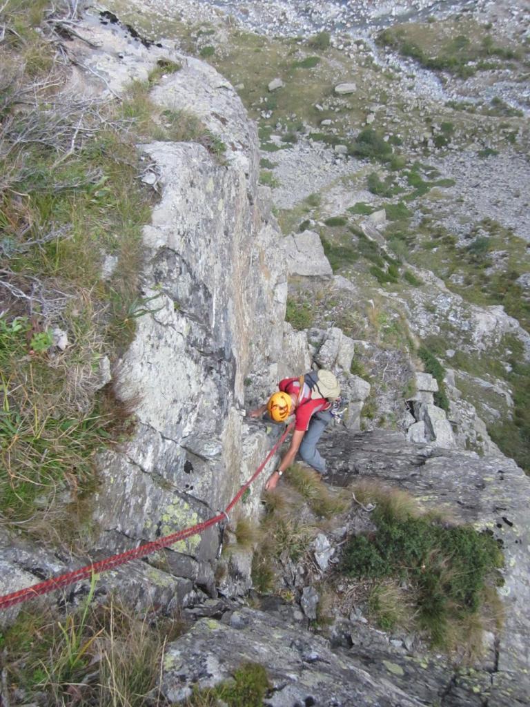 Cavernicoli (Sperone dei) Via dei Cavernicoli 2011-09-29