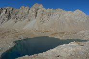 il lago dal col Gippiera