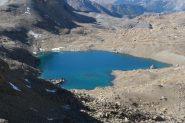 dal colle terre nere il lago nove colori