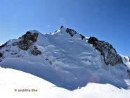 Mont Maudit dalla spalla del Tacul.