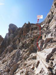 09 - Cresta finale Cima del Vallonetto