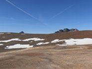 14 - il pianoro sotto la cima del Vallonetto