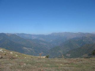 Valle Argentina e M.te Saccarello