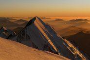 ..splendido tramonto sulla Bionassay