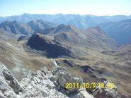 I grandi altopiani alla base di Rocca la Meja
