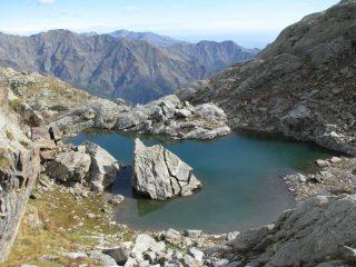 Lago della Pernice Bianca