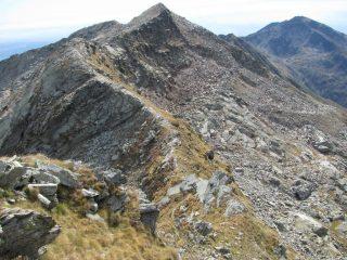 Cresta verso Punta Bordevolo