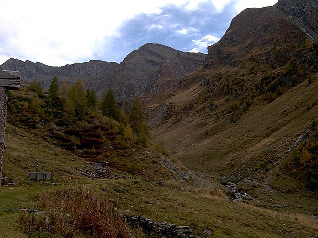 Mey (Alpe del) da Pragelato per la Val Troncea 2011-10-10