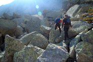 attraversando la grande pietraia...03 (15-10-2011)