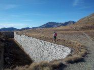 fossato del forte di Giaura