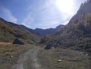 il fondo della valle