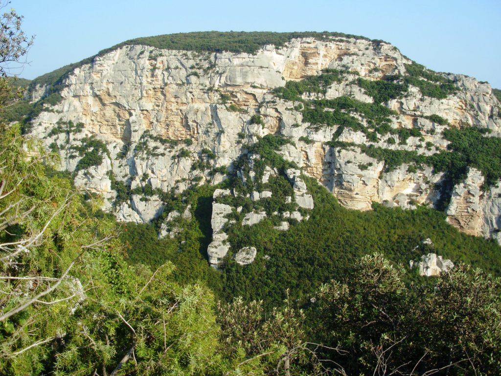 Castrum Perticae e S. Antonino dalla Valle dell'Aquila 2011-10-22