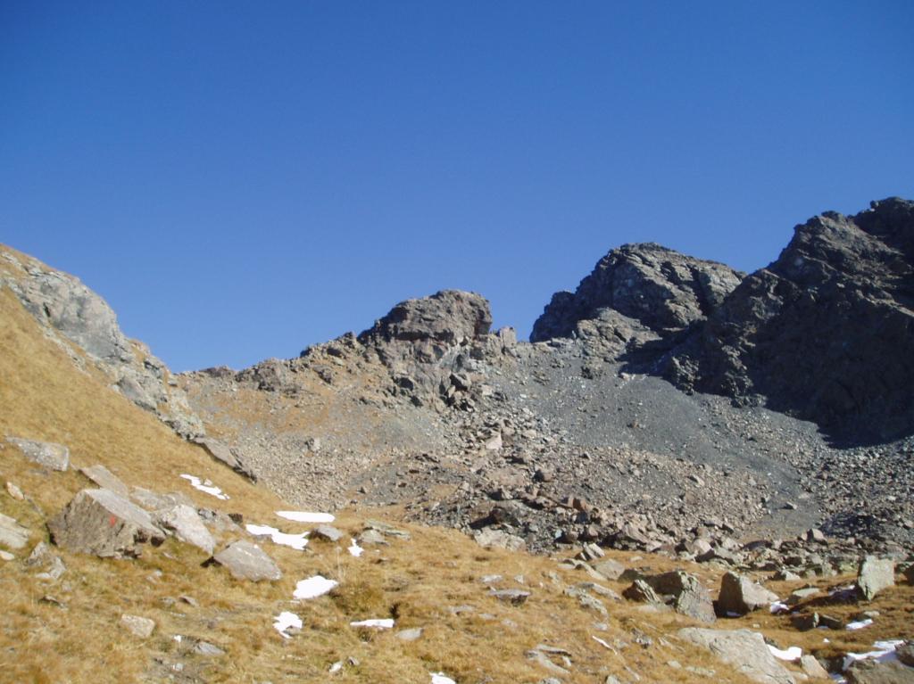 Orsiera (Monte) da Prà Catinat, anello per Colle Orsiera e Lago Ciardonnet 2011-10-22