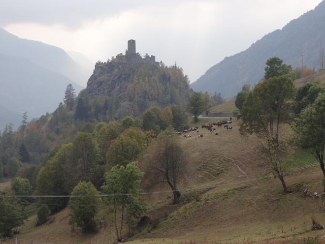 il castello di Granies
