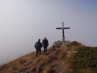 alla croce della costa di Moula