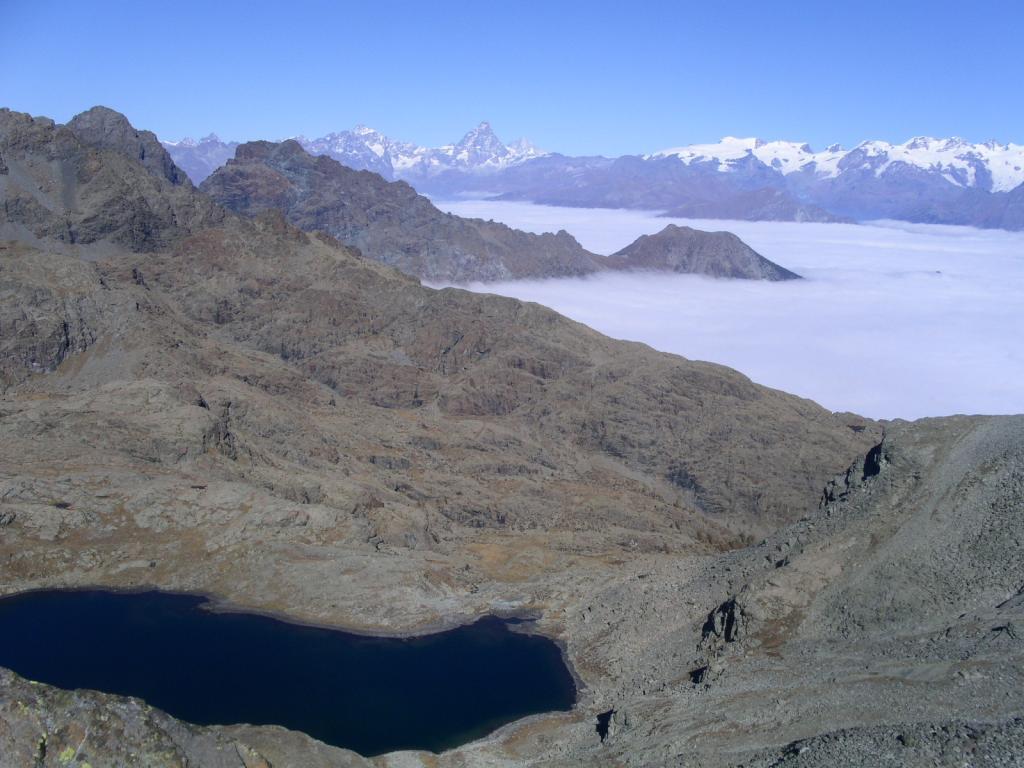 Gran Lago e Cervino