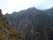 Valle Ri e parte della cresta NE di Scarpignano