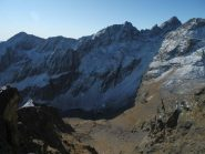 salendo,vista sui versanti Nord Laroussa- Gioffredo-Corborant