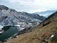 Terzo lago dal colle