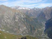 Panorama verso Ronco