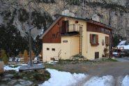 Rifugio Re Magi in Valle Stretta (30-10-2011)