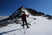 Stelvio al colletto di quota 2933 m. (30-10-2011)