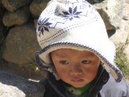 espressione del Nepal, malinconica serenita'