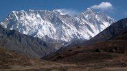 Everest, Nupsie e Lhotse
